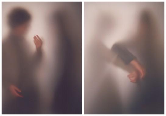 """s/ título (da série fantasmáticas"""") / Fotografia Colorida - C-Print / 2006"""