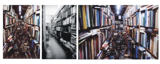 """s/ título / da série """"As Relações da Memória"""" / Fotografia Preto e Branco - Colorida C-Print / 2007-2008"""